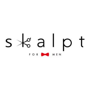 メンズオンリーヘアサロンskalpt for menのロゴ